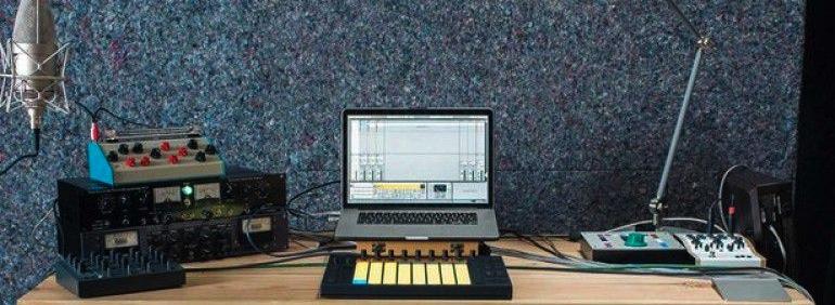 Μουσική Παραγωγή - Studio