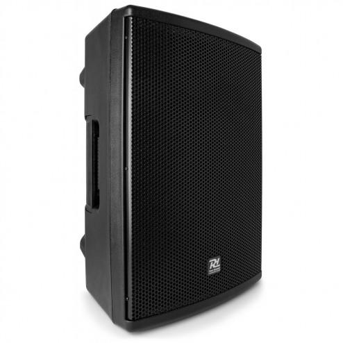 """Αυτοενισχυόμενο επαγγελματικό ηχείο Power Dynamics PD412A Bi-amplified 12"""" 1400W με Bluetooth"""