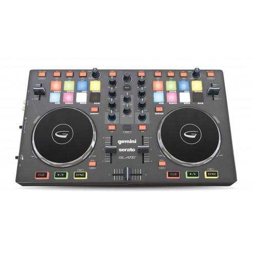 Gemini SLATE Serato DJ controller