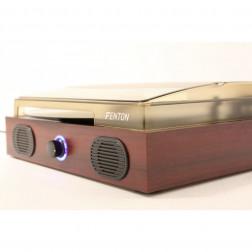 Fenton RP105 Retro Πικάπ Αναπαραγωγής Δίσκων Βινυλίου τύπου Belt Drive με USB