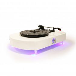 Fenton RP125 Retro Vintage Πικάπ για Δίσκους Βινυλίου σε λευκό μοντέρνο χρώμα με USB
