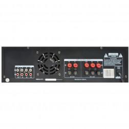 SkyTronic AV-340 5-Channel HQ Surround amplifier MP3