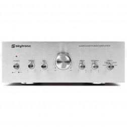 Skytronic Stereo hi-fi ενισχυτής 2x50W