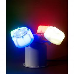American Audio Rotobeam 4 Φωτορυθμικό με RGB εφέ και περιστρεφόμενη κεφαλή