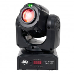 ADJ Inno Pocket Spot LZR ρομποτική κινούμενη κεφαλή φωτισμού με lazer
