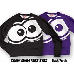 Stereo Panda eyes sweater