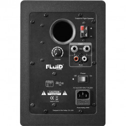 Fluid Audio C5W Studio Monitor (Ζεύγος)