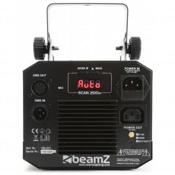 BeamZ Scan200ST Scanner with strobe και τηλεχειριστήριο