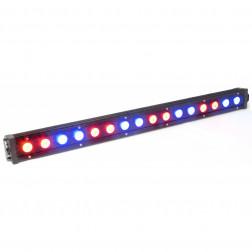 BeamZ Professional LCB48IP Color Unit 16x 3W Tri-color LEDs DMX