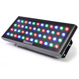 BeamZ Professional LCP48 Color Panel 48x 1W RGB LEDs DMX