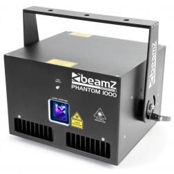BeamZ Professional Phantom 1000 Pure Diode Laser RGB Analog