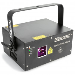 BeamZ Pandora 600 επαγγελματικό TTL Laser RGB χρωμάτων