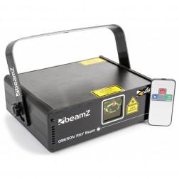 BeamZ Oberon II λέιζερ 3 χρωμάτων RGY 230mW Beam DMX IRC