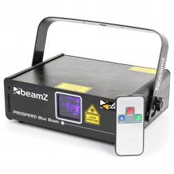 BeamZ Prospero II Laser 150mW μπλέ ακτίνας DMX IRC