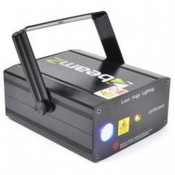 Beamz LS-FFLED10 Laser Red-Green+Gobo+LED