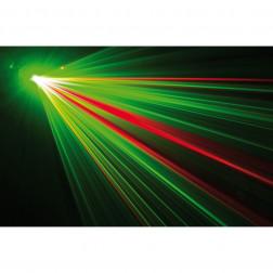 BeamZ Methone 3D Laser Red Green DMX