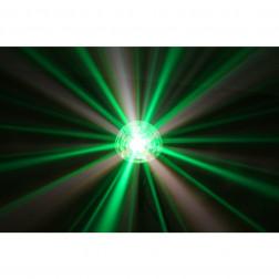 BeamZ Mini Star Ball 6x 3W RGBAW LEDs