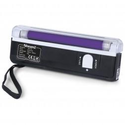 BeamZ UV Set 2 σε 1 Blacklight (με λαμπτήρα φθορισμού UV) και Φακός