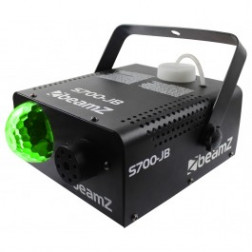 Beamz S700-JB Smoke Machine + Jelly Ball LED