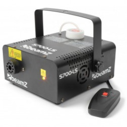 Beamz S700-LS Smoke Machine + Laser R/G