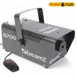 Beamz S700 Smoke Machine incl. 250ml fluid