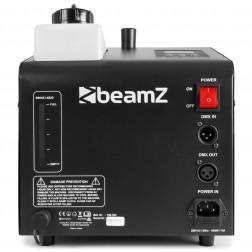 Μηχανή Παραγωγής Φυσαλίδων με Καπνό BeamZ SB1500LED με πολύχρωμα RGB LEDs