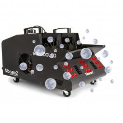 Μηχανή Παραγωγής Φυσαλίδων με Καπνό BeamZ SB2000LED με πολύχρωμα RGB LEDs