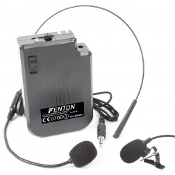 Fenton Wireless VHF Headset 201.400 MHz