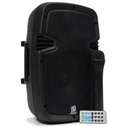 "Skytec SPJ-PA908 φορητό Ενεργό 8"" VHF/USB/MP3 ηχείο"