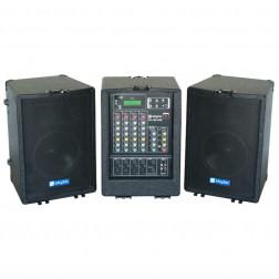 SkyTec PA1000 USB φορητό ολοκληρωμένο ηχητικό σύστημα με MP3 και USB