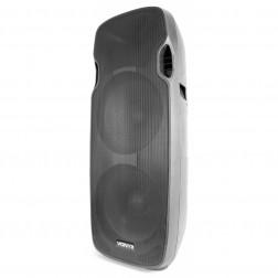 """Επαγγελματικό αυτοενισχυόμενο ηχείο Vonyx AP215ABT 2x 15"""" 1200W με MP3 και bluetooth"""