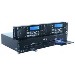 Skytec CDX-7 twin cd mp3 usb sd