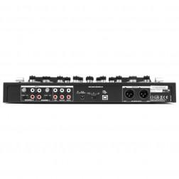 Power Dynamics PDC09 DJ MIDI Controller 2 καναλιών με ενσωματωμένη κάρτα ήχου
