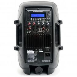 SkyTec SPJ-800ABT MP3 Hi-End Αυτοενισχυόμενο ηχείο με Bluetooth και Mp3 player 8'' 200W