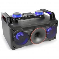 Fenton MDJ110 Partystation 120W Φορητό Ασύρματο Bluetooth ηχείο με μπαταρία