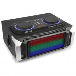 Ασύρματο Bluetooth ηχείο Fenton με USB/SD, MDJ120 Partystation 200W