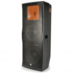"Power DynamicsPD-525A ενεργό αυτοενισχυόμενο ηχείο PA Speaker 2x 15"" 800W"