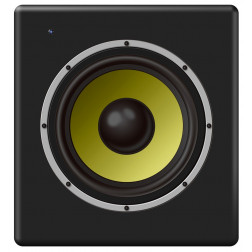 Power Dynamics Galax 10S Studio Monitor Subwoofer