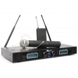 Σύστημα Ασύρματων Μικροφώνων Power Dynamics PD732C