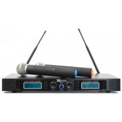 Power Dynamics PD732H 2x 16-Channel UHF Σετ Ασύρματα μικρόφωνα