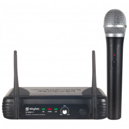SkyTec STWM711 VHF Microphone System 1-Channel