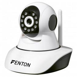 Fenton Ρομποτική IP κάμερα 1MP 720P Pan/Tilt 720p WiFi/Ethernet Plug & Play 351.150