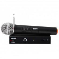 GEMINI VHF 01M C4 Aσύρματο Μικρόφωνο
