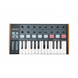 Arturia Minilab Black Edition USB Midi Keybord