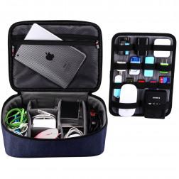 BUBM TMBL Large Electronic Accessories Bag Travel Organizer Kit