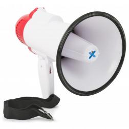 Vexus MEG020 Τηλεβόας με 20W ενισχυτή ηχογράφηση για φωνή και σειρήνα