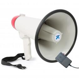 Vexus MEG040 Τηλεβόας με μικρόφωνο 40W, με λειτουργία εγγραφής και σειρήνα