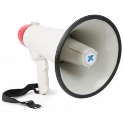 Vexus MEG045 Τηλεβόας 40W με Εγγραφή φωνής, Σειρήνα και MP3/USB/SD