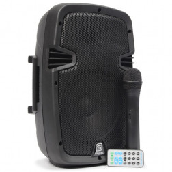 "Skytec SPJ-PA910 Mobile Sound Set 10"" BT/VHF/USB/MP3"