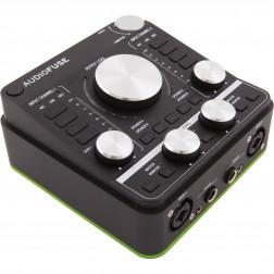 Κάρτα ήχου Arturia AudioFuse Deep Black με USB